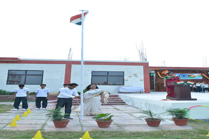 Delhi Public School-Republic Day