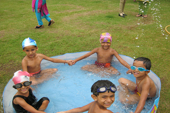 Delhi Public School-Swimming Pool