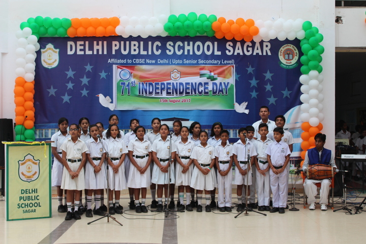 Delhi Public School-Independence day Celebration