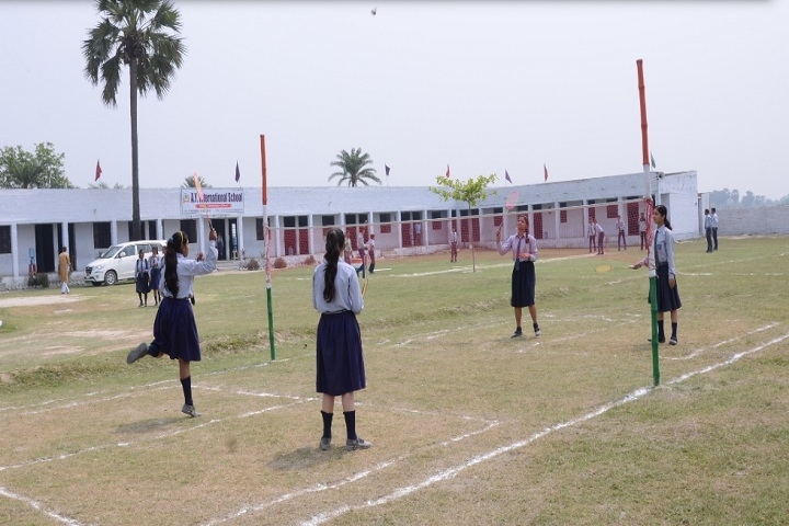 A Y International School-Sports