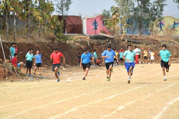 Delhi Public School-Sports Running