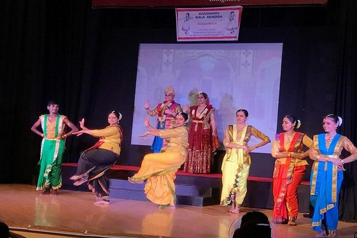 Demonstration School-Dance