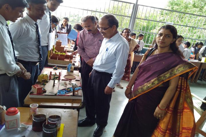 Demonstration School-Science Exhibition