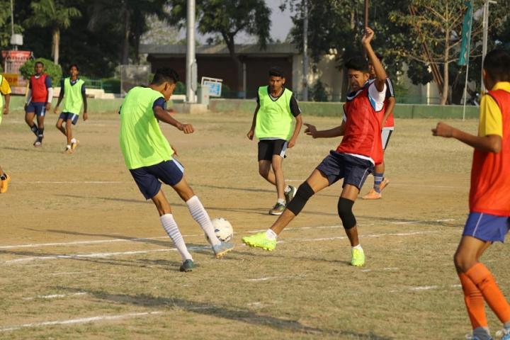 Demonstration School-Sports Football