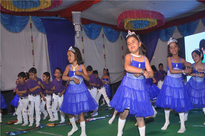 Dhar Public School-Annual Day