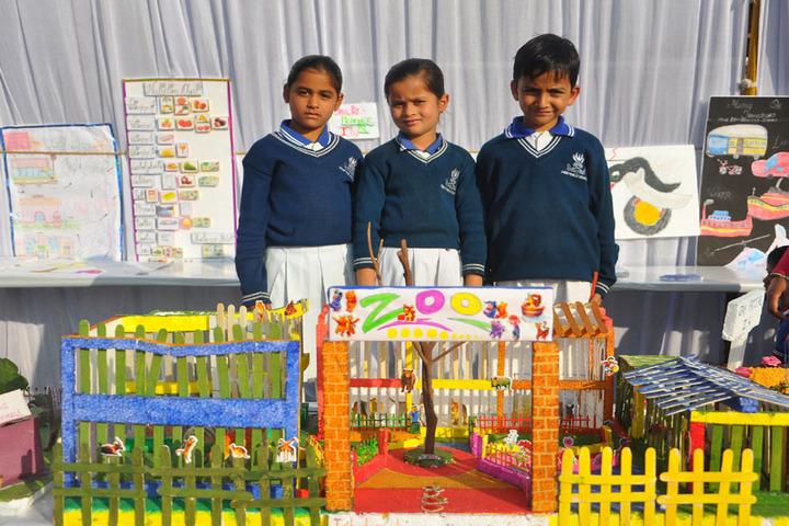 Dhar Public School-Exhibition