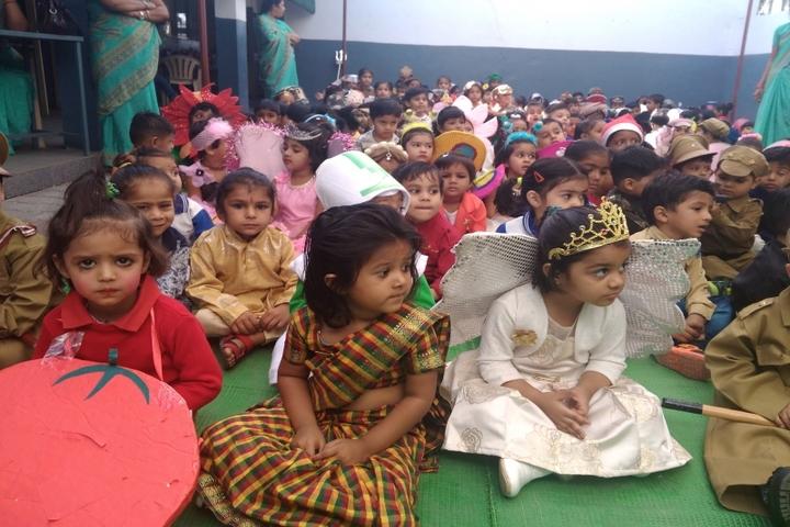 Dhar Public School-Fancy Dress