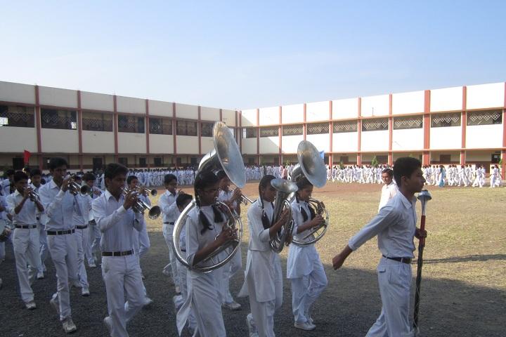 Dinah Convent High School-Activity