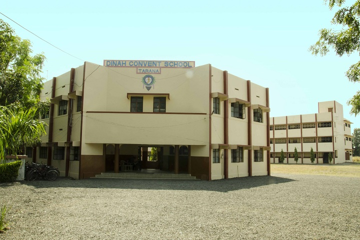 Dinah Convent High School-Campus-View