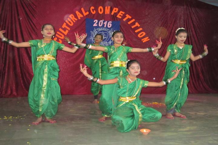 Dinah Convent High School-Cultural Event