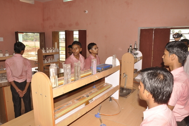 A N R Public School-Physics Lab