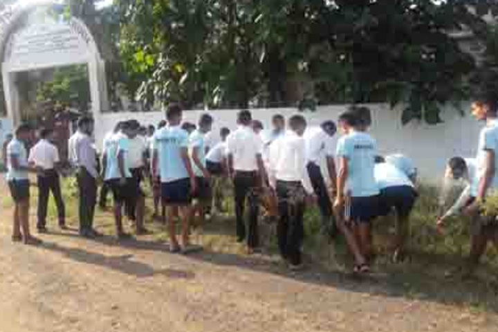 Don Bosco Public School-Cleaning