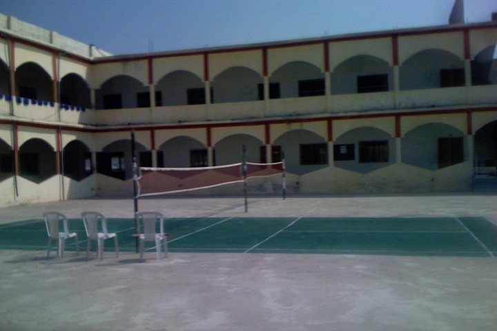 Don Bosco Public School-Play Ground
