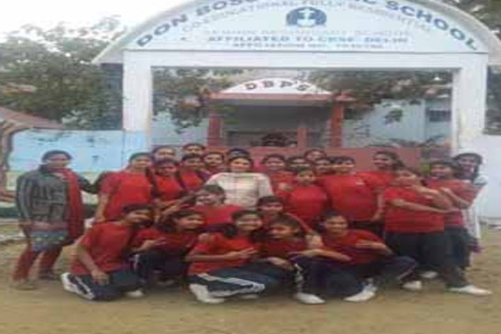 Don Bosco Public School-Sports Team