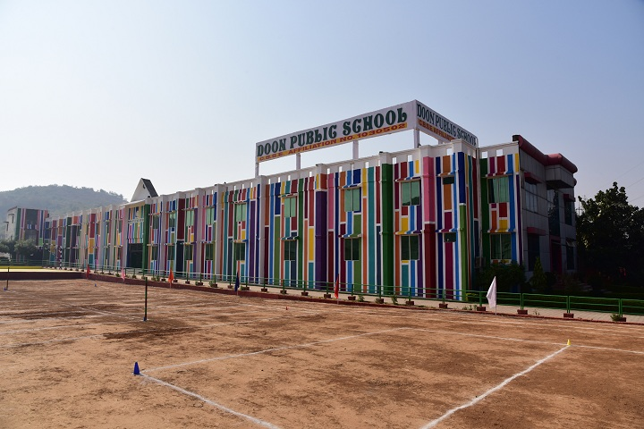 Doon Public School-Campus-View