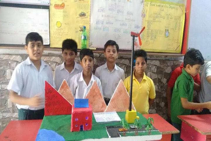 Doon Public School-Exhibition