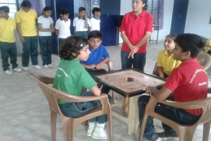 Doon Public School-Indoor Games