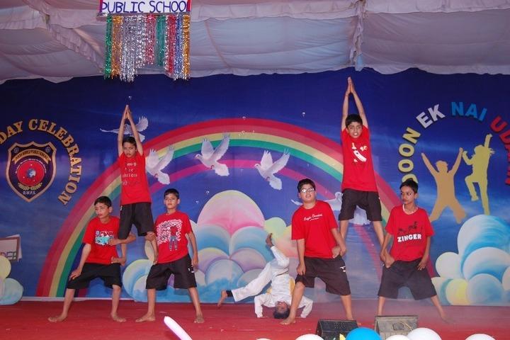 Doon World Public School-Events