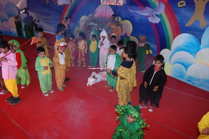 Doon World Public School-Fancy Dress