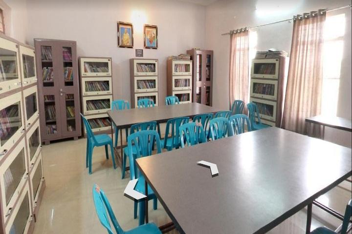 Doon World Public School-Library
