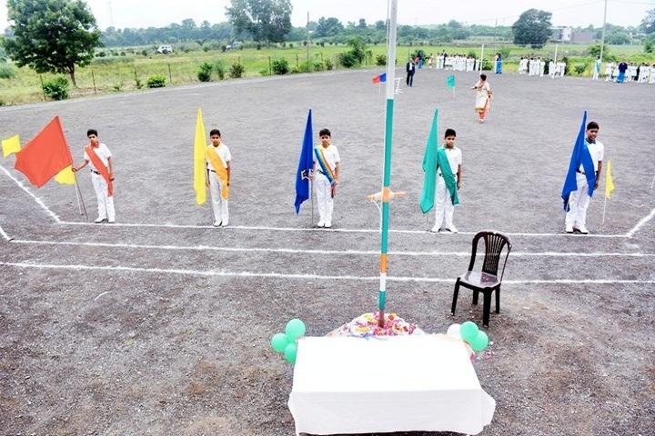 Doon World Public School-Republic Day