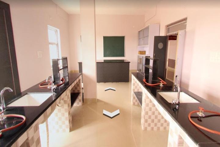 Doon World Public School-Science Lab