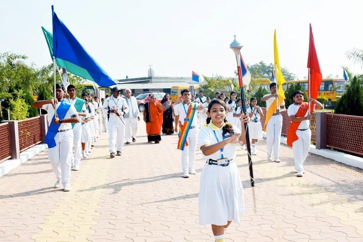 Doon World Public School-Sports Day