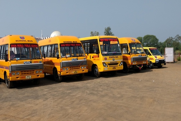Doon World Public School-Transport