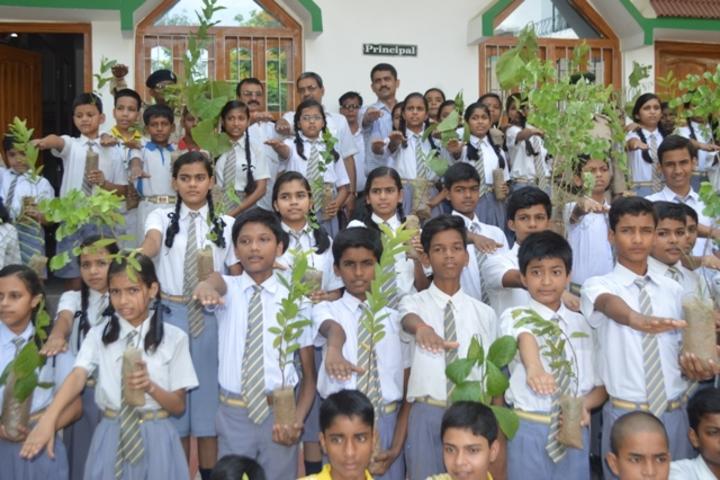 ABR Foundation School-Envornment day
