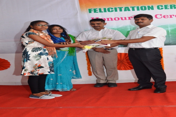 ABR Foundation School-Prize Distribution