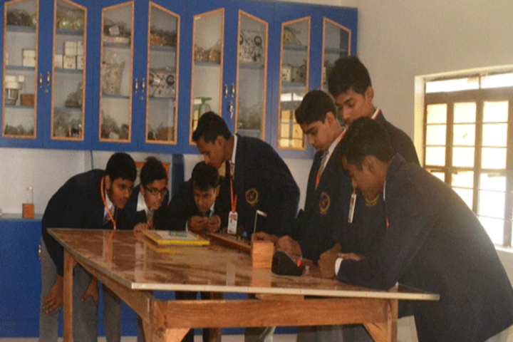 ABR Foundation School-Science lab