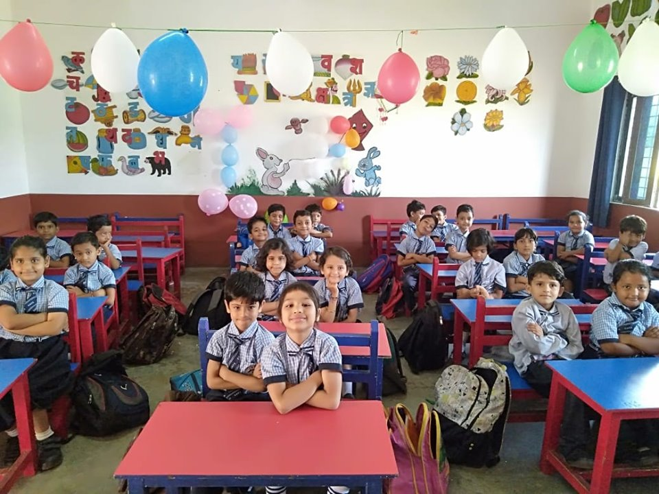 Eastern Heights Public School-Classroom