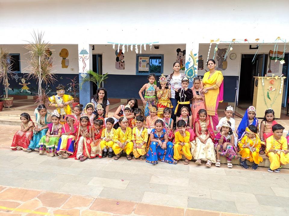 Eastern Heights Public School-Festival Celebration
