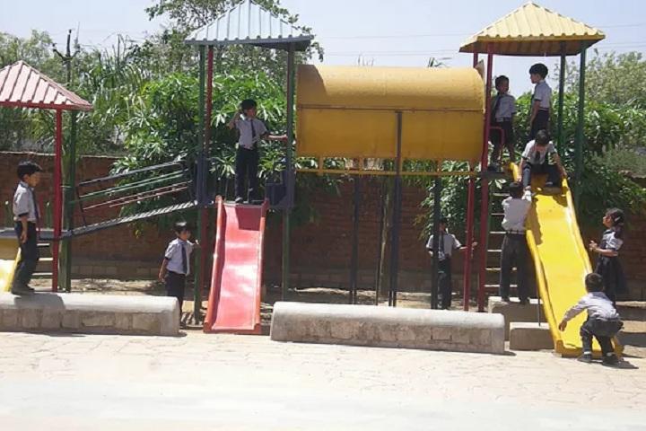 Eastern Heights Public School-Play Ground