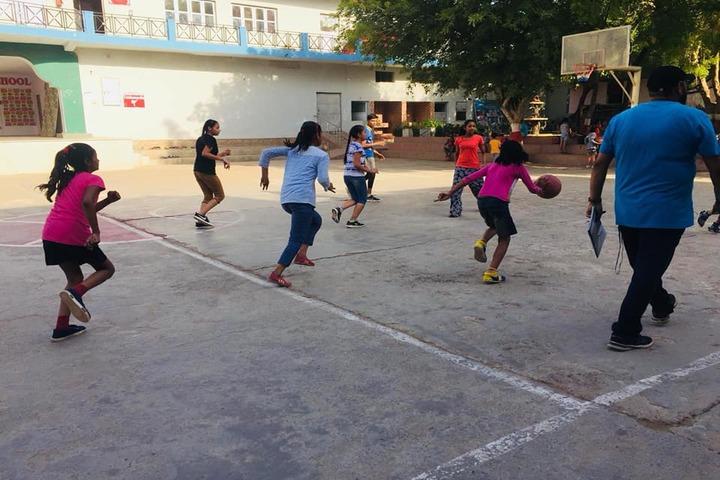 Ebenezer Higher Secondary School-Games