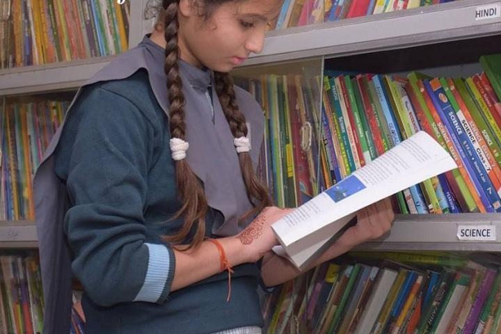 Ebenezer Higher Secondary School-Library