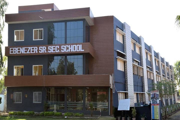 Ebenezer Higher Secondary School-School Front View