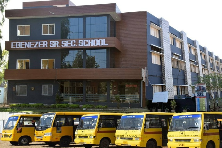 Ebenezer Higher Secondary School-Transport