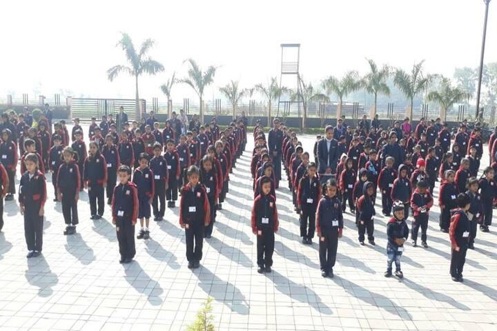 Edify School-Morning Assembly