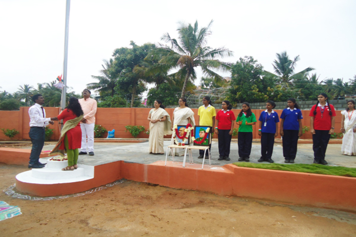 Edify School-Independence Day