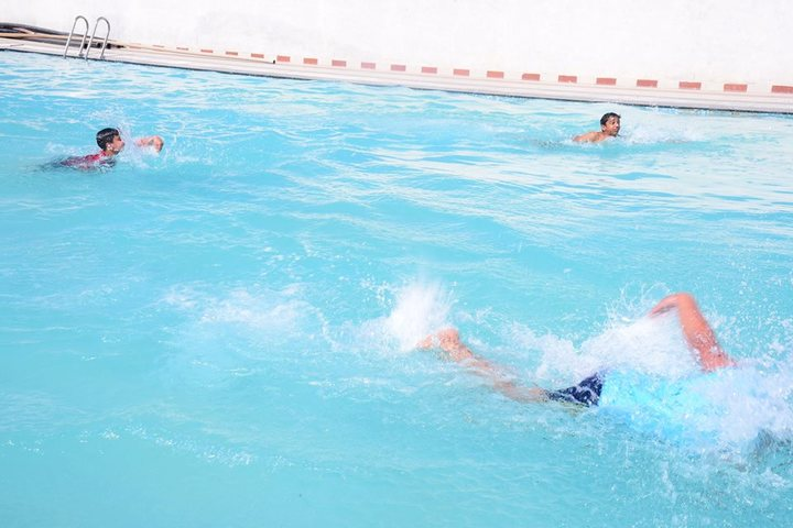 Edify School-Swimming Pool