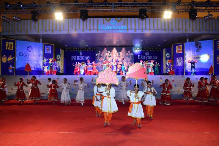 Ekayanaa School-Annual day