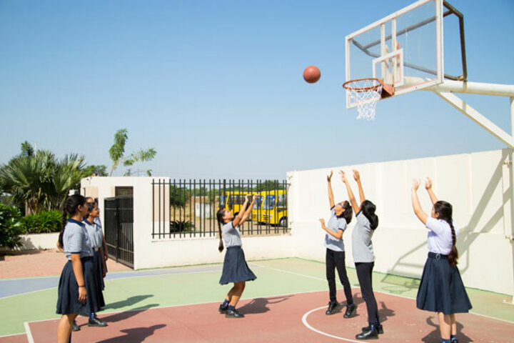 Ekayanaa School-Basketball
