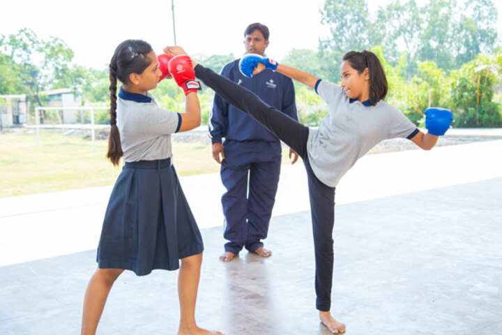 Ekayanaa School-Martial-Arts