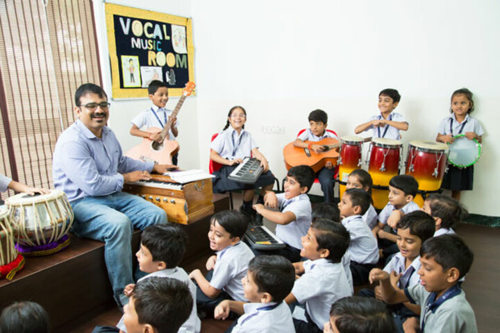 Ekayanaa School-Music-Room