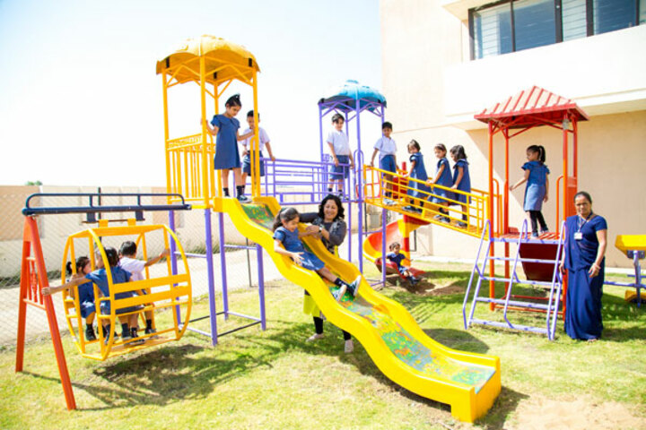 Ekayanaa School-Play-Zone