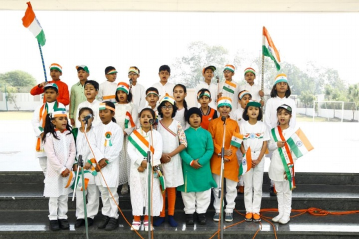 Ekayanaa School-Republic day