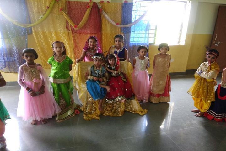 Eklavya International School-Fancy Dress