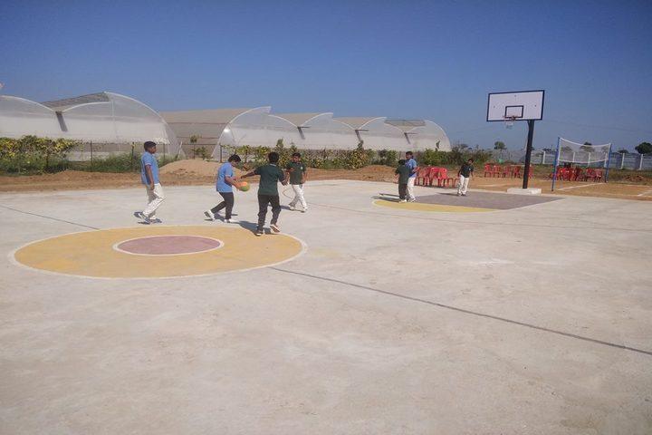 Eklavya International School-Sports