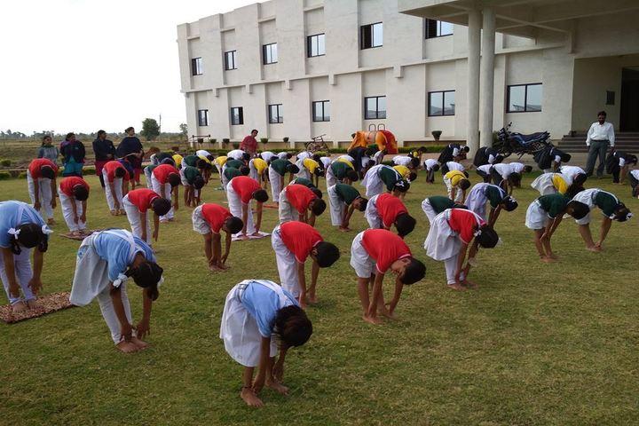 Eklavya International School-Yoga